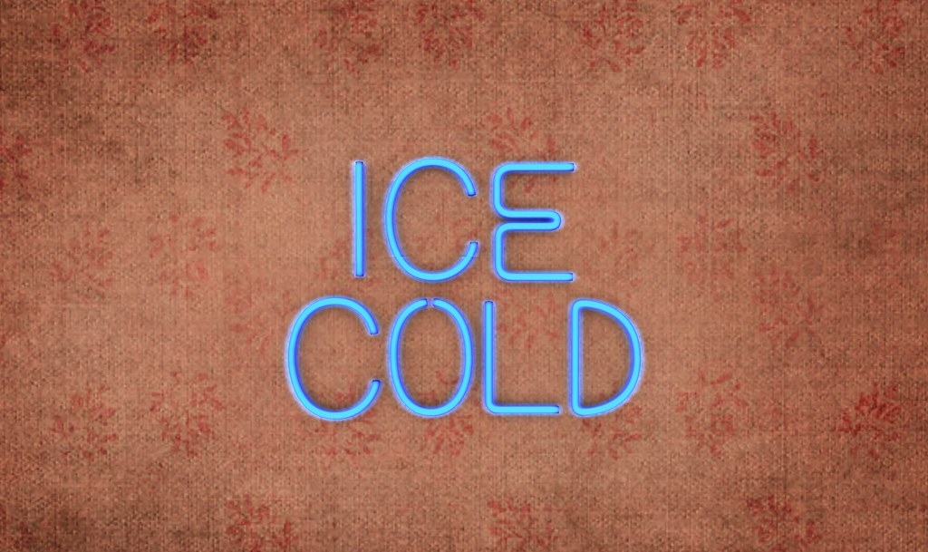7 - Ice Cold Neon Sign | New for Uber! 7 - Ice Cold Neon Sig… | Flickr