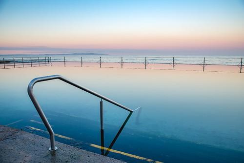 bluehour cronulla landscape longexposure nikond610 ocean sunset sydney twilight water newsouthwales australia au