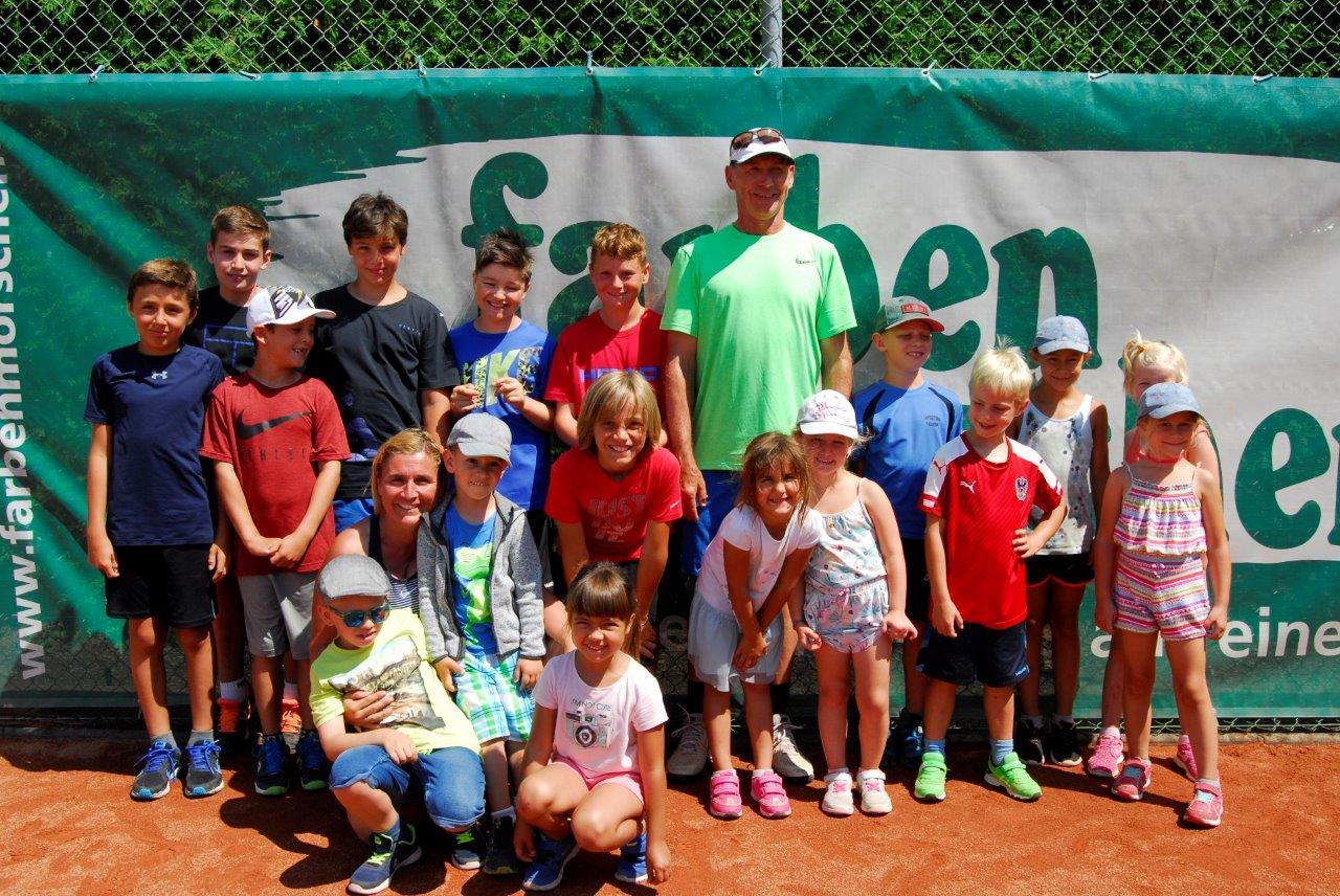 Tenniscamp 2017