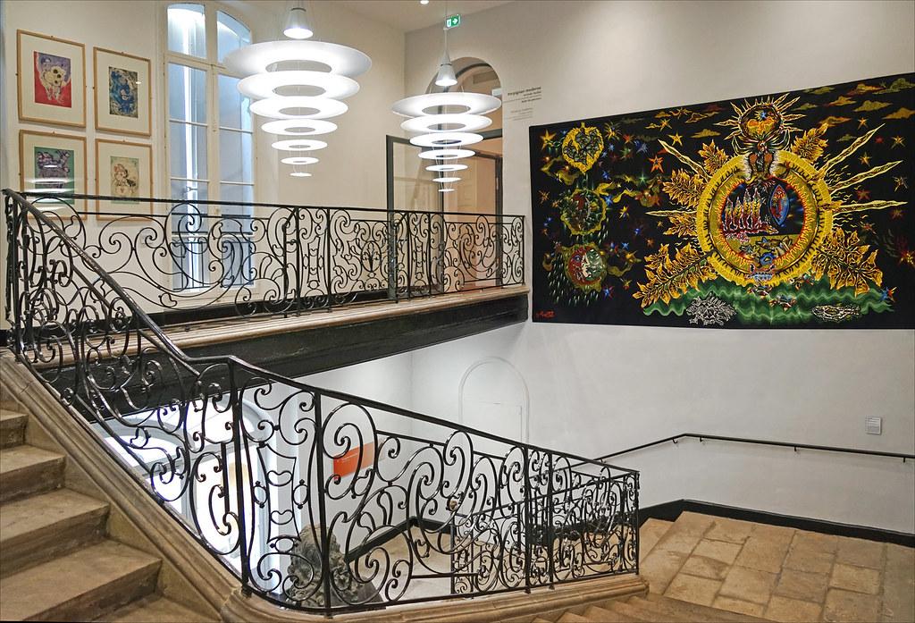 Le musée d'Art Hyacinthe-Rigaud (Perpignan)