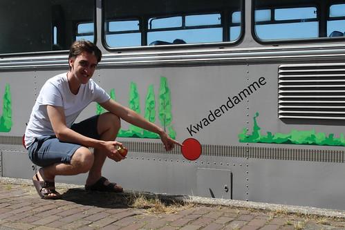 Kwadendamme!   by Marijke van der Waard