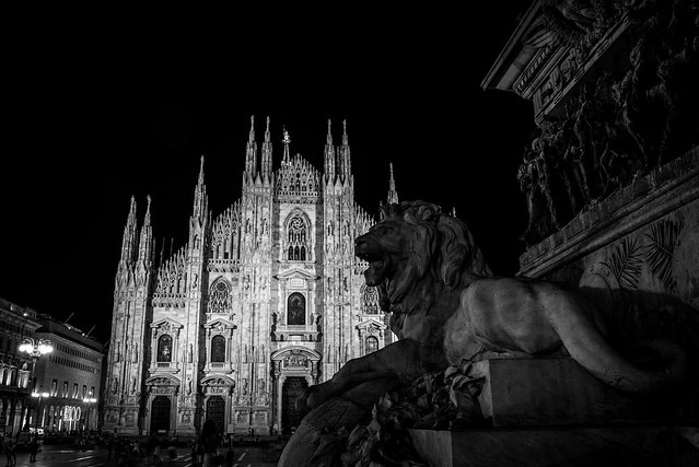 Duomo di Santa Maria Nascente Milano