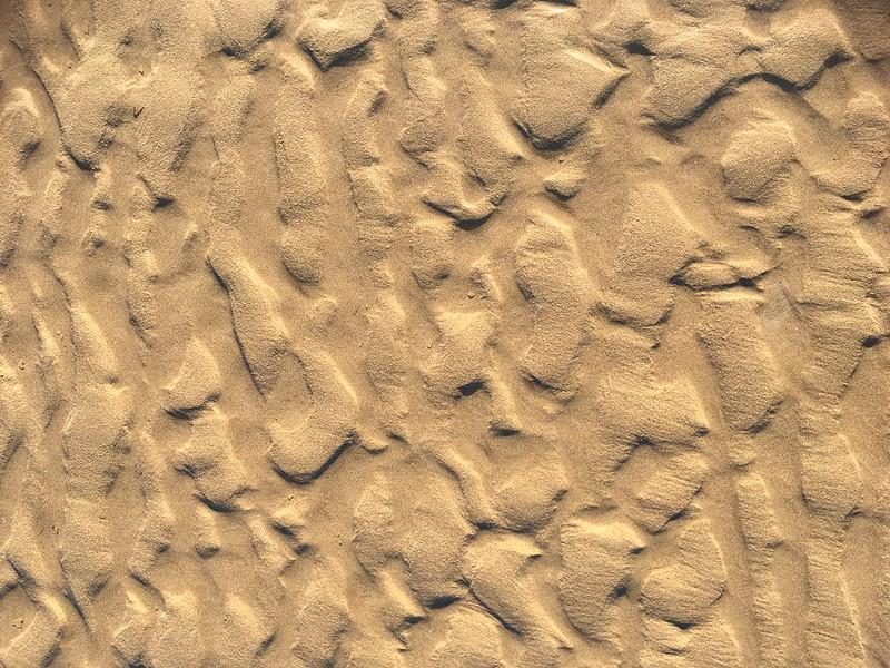 South Australia - Venus Bay - beach sand