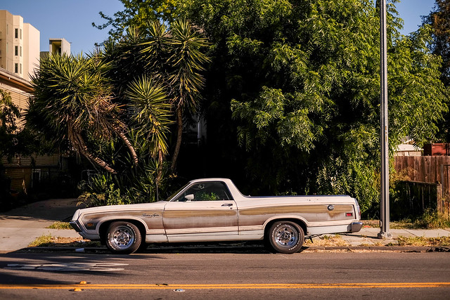 Ford Ranchero Squire