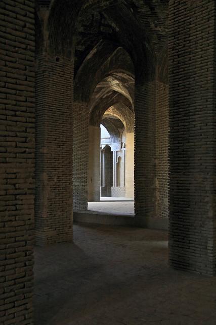 Friday mosque interior