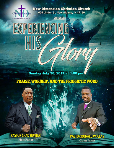 Experiencing His Glory | by Kingdom Life Ministries
