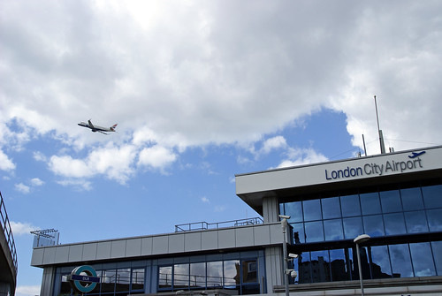 London City Airport | by ChiralJon