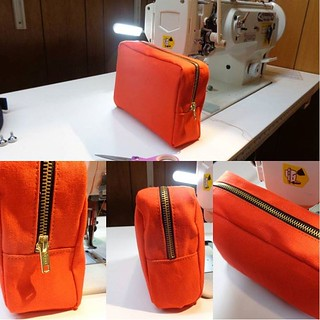 orange pouch | by Backyard_CNC