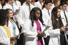 Class of 2021 Convocation and White Coat Ceremony