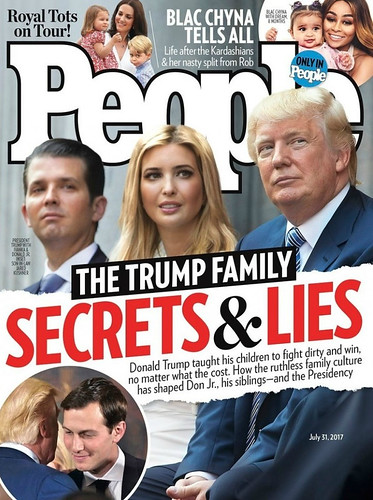 The Trump Family Secrets & Lies