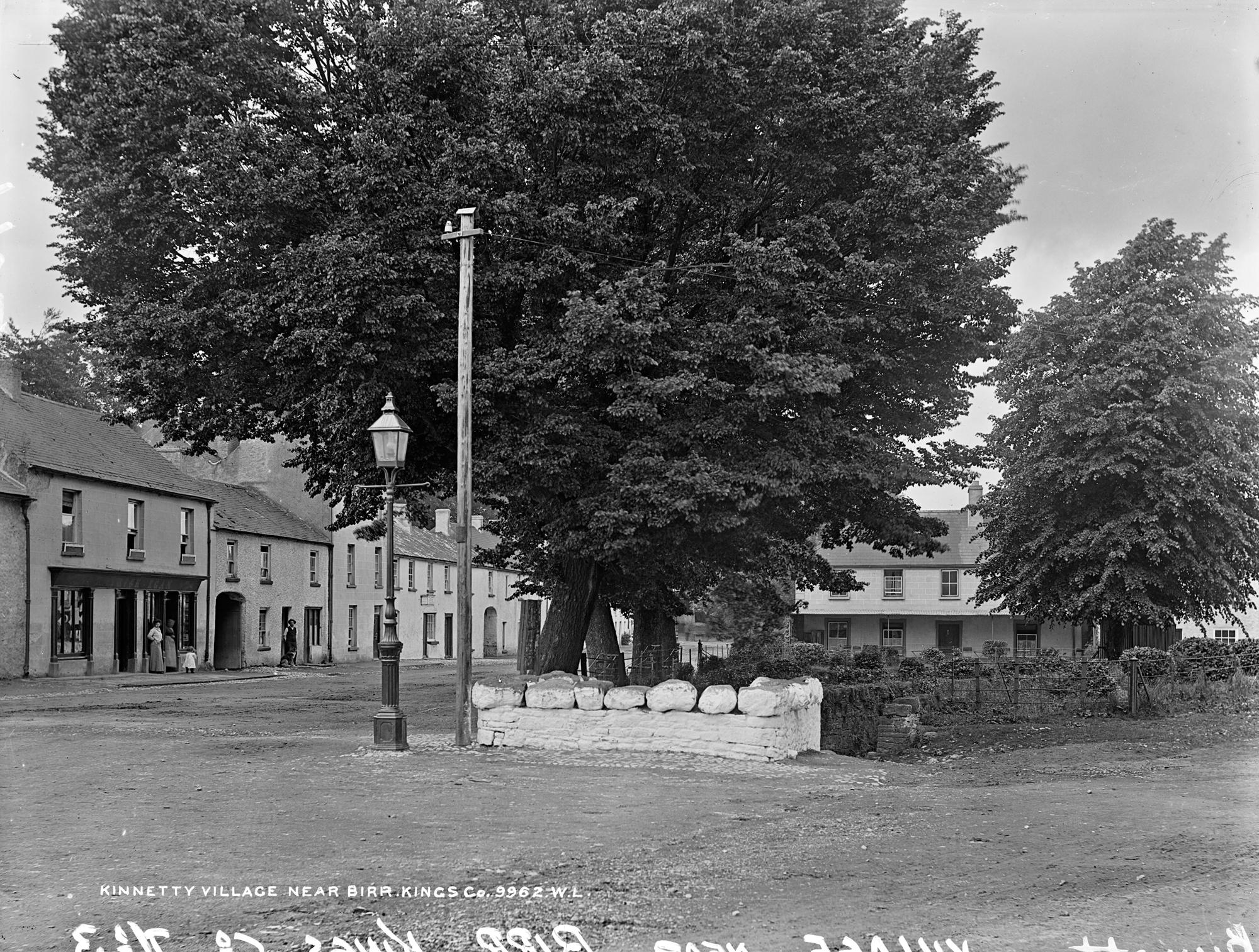 Kinnetty Village, Birr, Co. Offaly