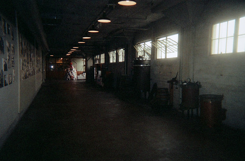 Anchor Brewing Company brewery tour December 12, 1997