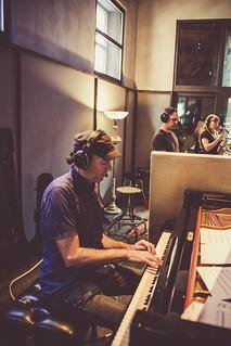 Annie Dominique Quintet studio 2017 - Jonathan Cayer | by annie_dominique