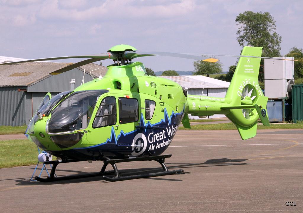G-GWAC | Eurocopter EC135T2+, Babcock Mission Critical Servi