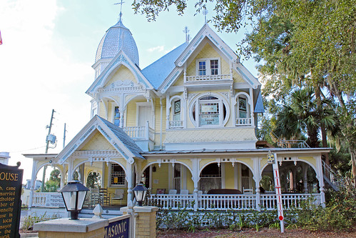 architecture house masoniclodge historical victorian queenannestyle gingerbread eastlake mountdora florida