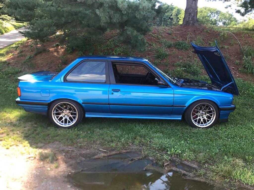 Bmw E30 Concave Arc 8 Wheels Arc 8 17x9 Et30 Tires