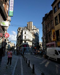 Rue Sainte-Catherine, Brussels