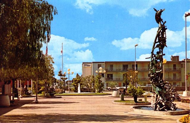 Fresno Mall Kern Street Extension Fresno CA
