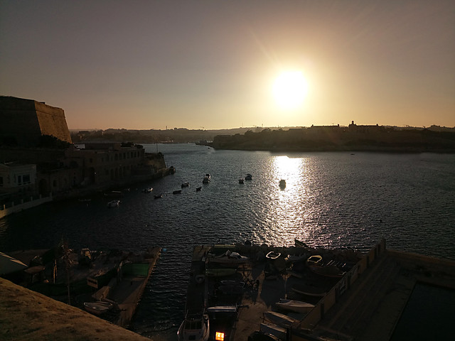 Dusk fil-Belt Valletta