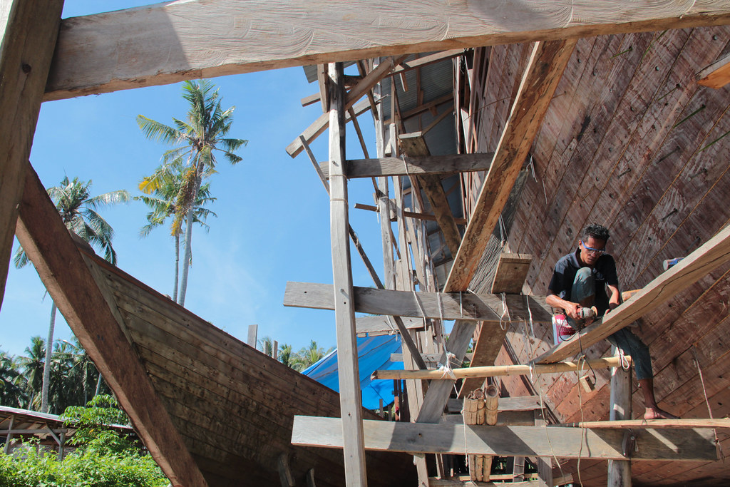 The Boat Builders of Bira | Tana Beru, South Sulawesi | Flickr