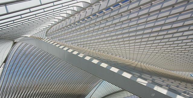 Liège-Guillemins (from Calatrava)