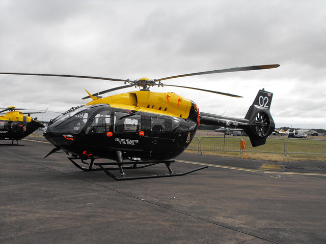 Airbus Helicopters Jupiter HT1 - ZM 502 @ RIAT - July 2017