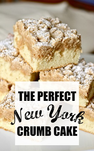 New York-Style Crumb Cake | by Smells Like Home