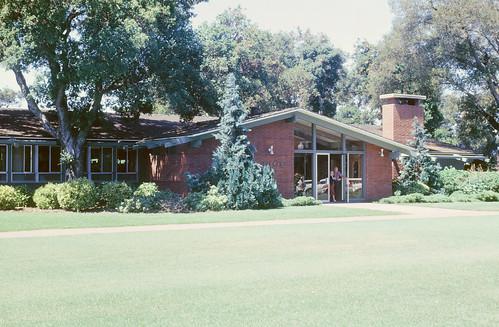 Menlo Park Library, 1962