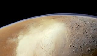 Hellas Basin - Mars Express   by jccwrt