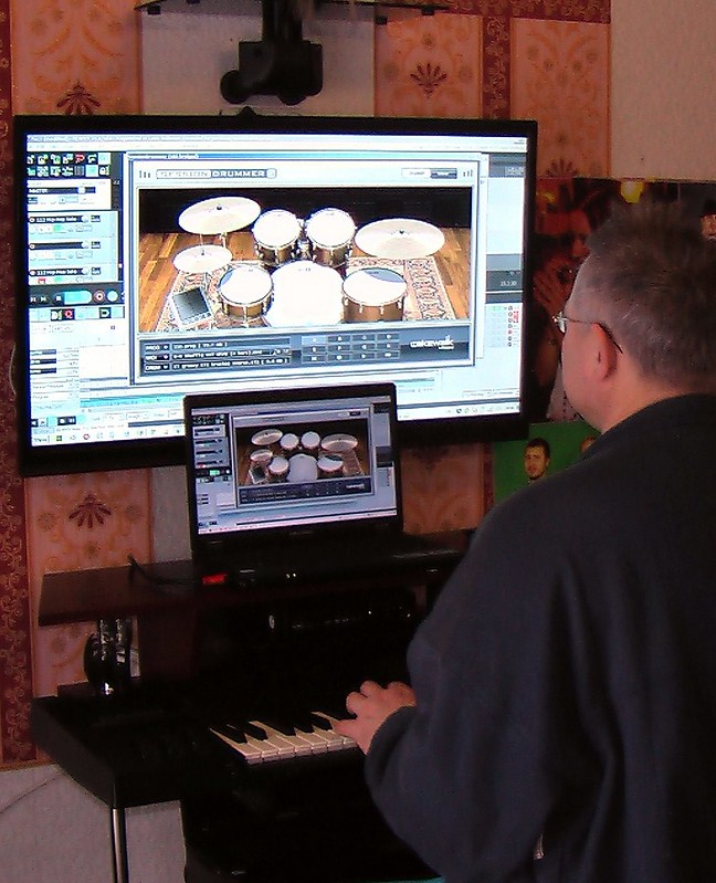 AB Music Studio 8-1