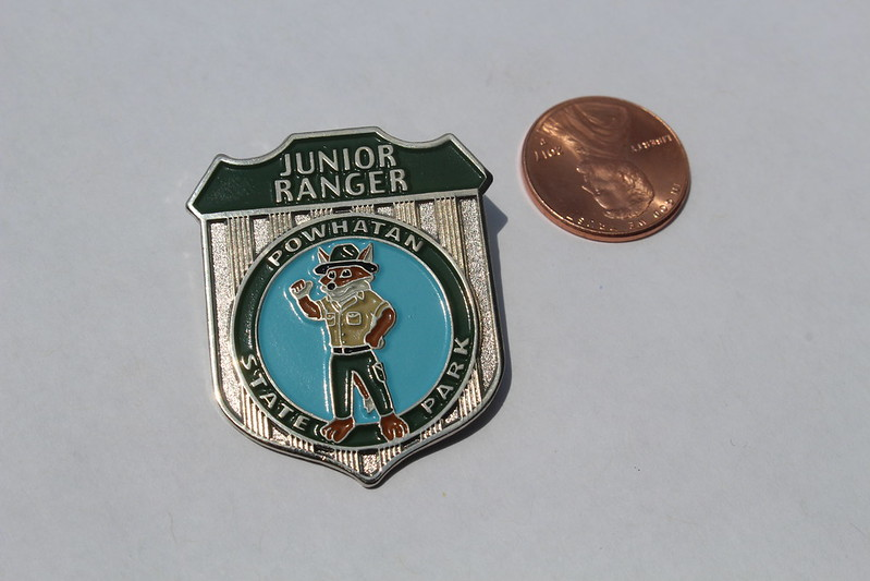 PW - Jr. Ranger Badge