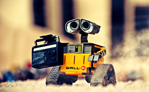 WALL-E | by RK*Pictures