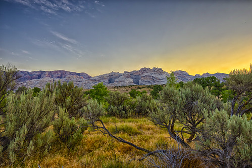 Desert Sunrise | by Kansas Poetry (Patrick)