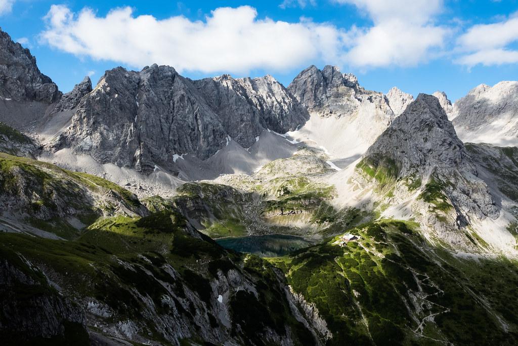 Alpenpanorama Live