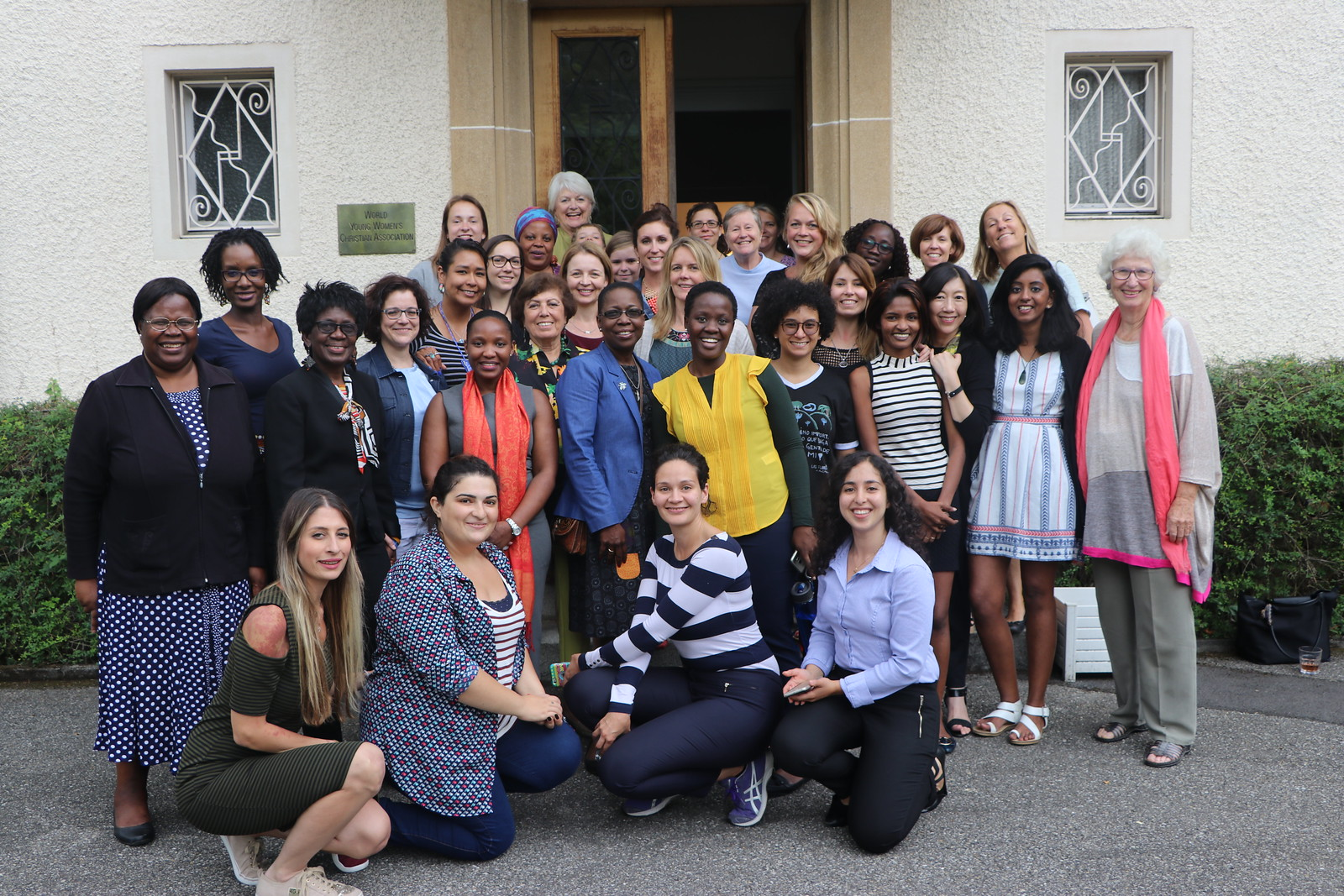 World YWCA Board Meeting 2017