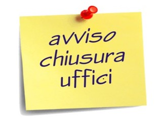 Chiusura uffici | by ancilazio