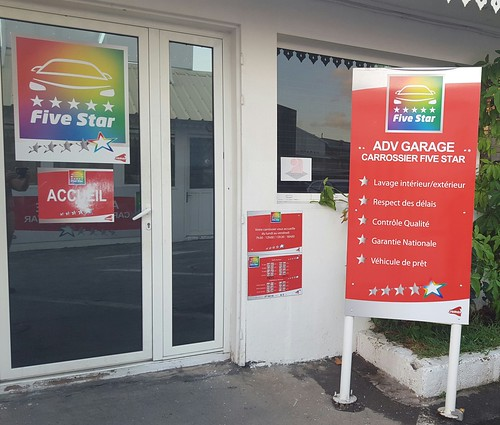 ADV Garage Le Port | by Five Star Réunion