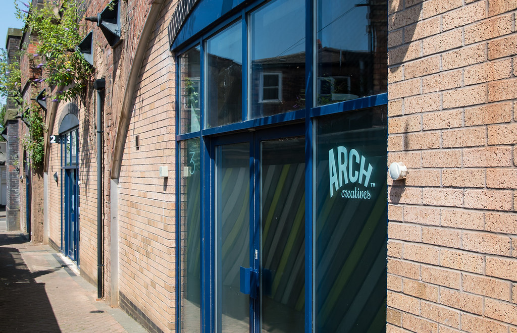 Arch Creatives. leamington Spa. 6th July 2017.