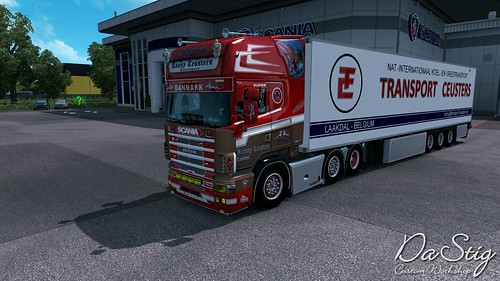 Scania 164 V8 - Ronny Ceusters | by DaStig
