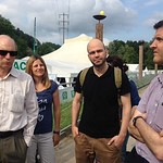 FHS Alumni PLUS Anlass: Besichtigung OpenAir St. Gallen, 30. Juli 2016