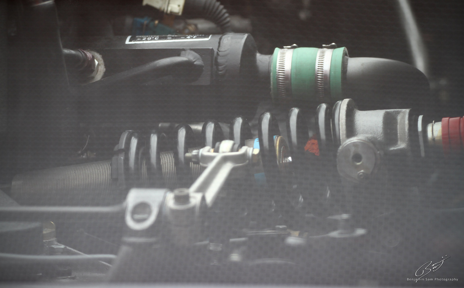 F50 Engine