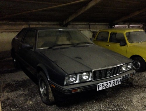 1989 Maserati Biturbo | An unusual Maserati which proved ...