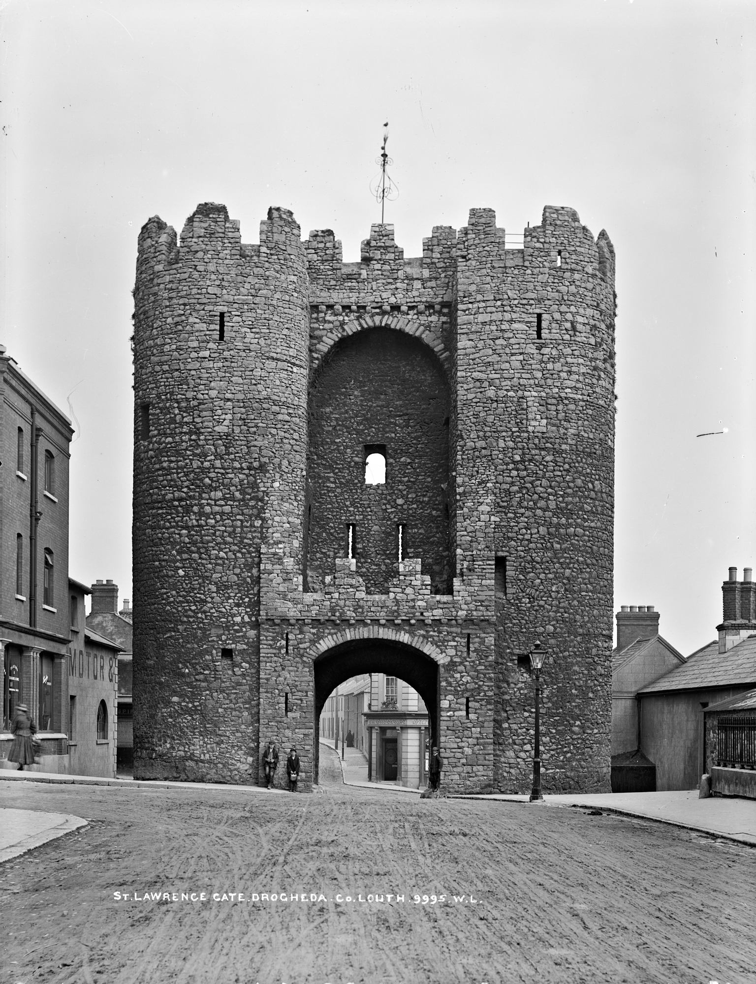 Laurence's Gate, Drogheda, Co. Louth