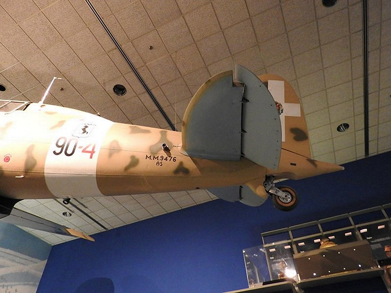 Macchi C-202 Folgore 5