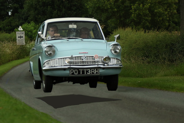 Ford Anglia Saloon - 1965