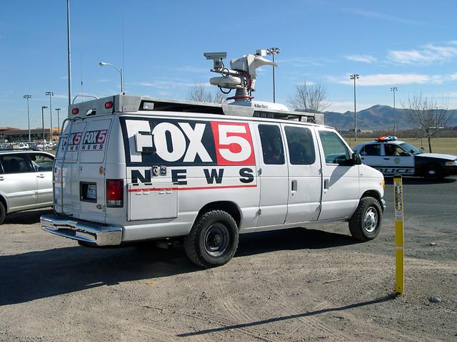 Fox 5 News Van | Henderson, Nevada | Allen | Flickr