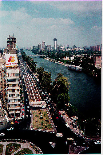 Cairo_Nile view_Sher