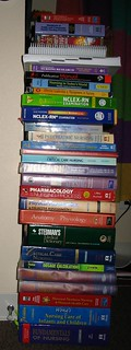 Nursing Books | by Amy the Nurse