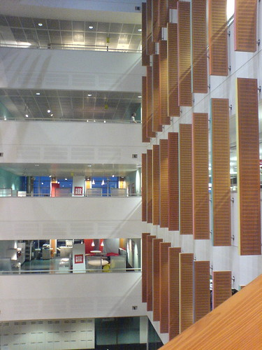 Inside BBC Broadcast Centre | by Graham Tait