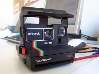 Polaroid Supercolor 600 | by missha